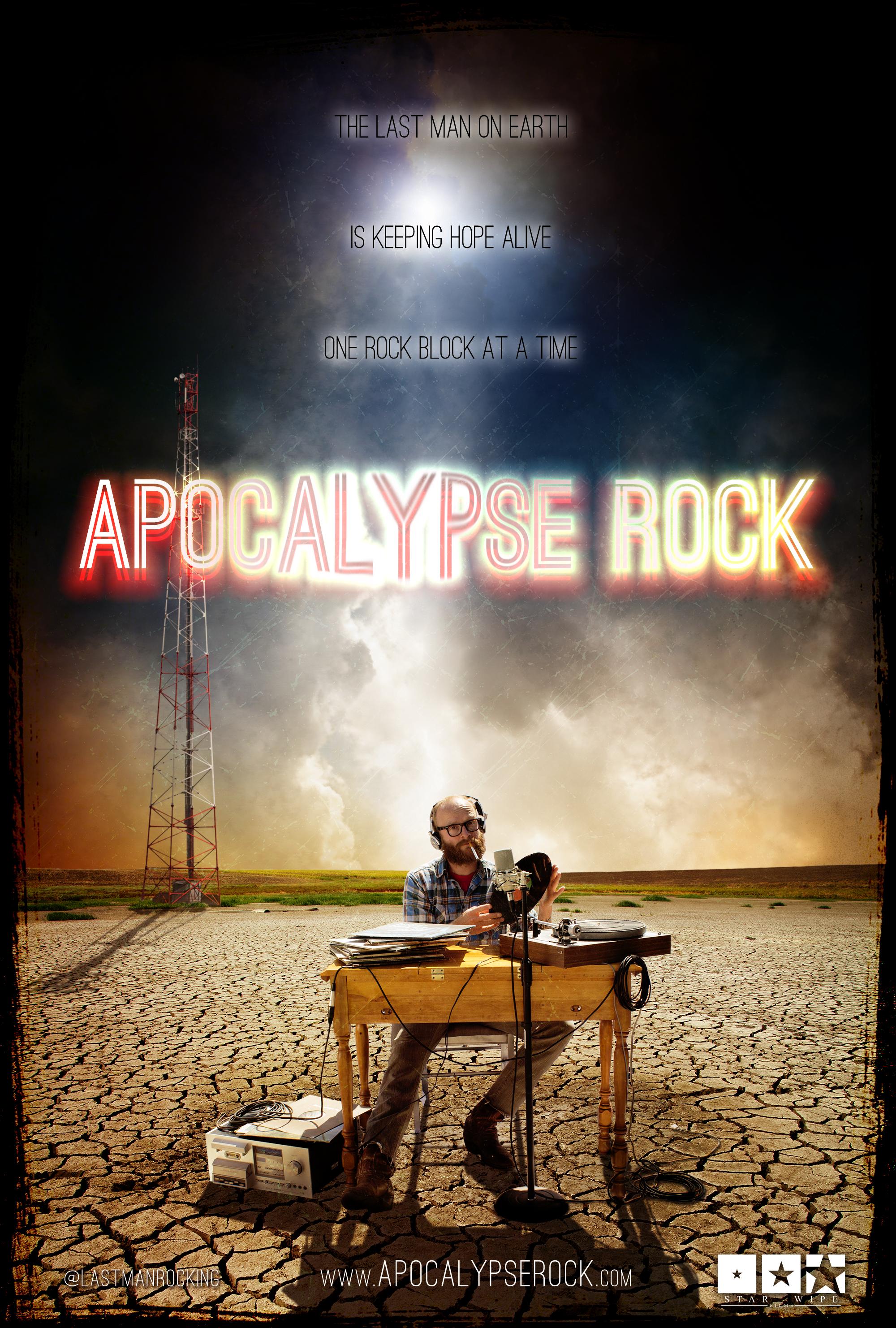 Apocalypse Rock One Sheet